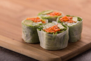 A Step by Step Guide to Homemade Sushi Rolls