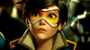 Overwatch Agent Tracer Games